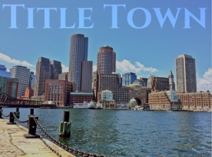 Fan Pier view of Boston, MA © Hell On Heels Girl 2015